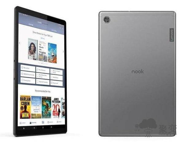 叫板Kindle  B&N将与联想联合推出新款NOOK平板